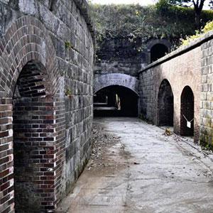 千代ケ崎砲台跡地